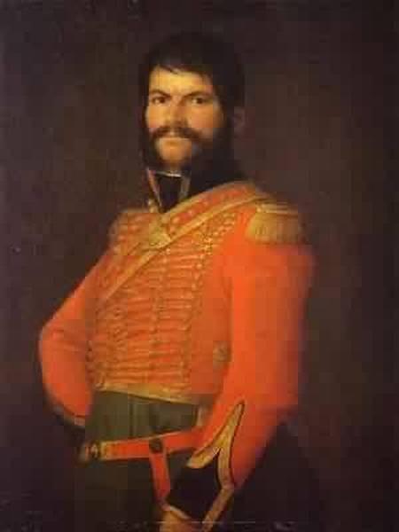Juan martin diaz el empecinado 1814 15 private collection